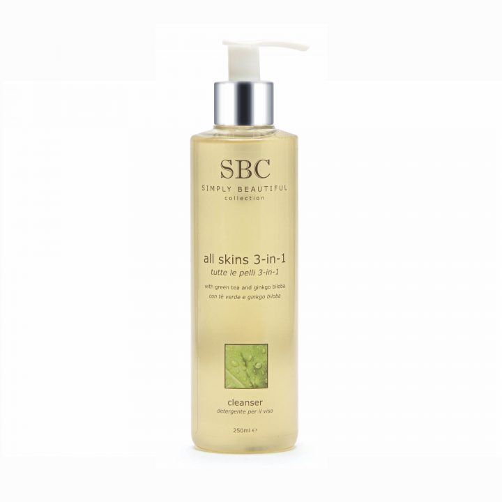 All Skins 3-in-1 Cleanser_250ml