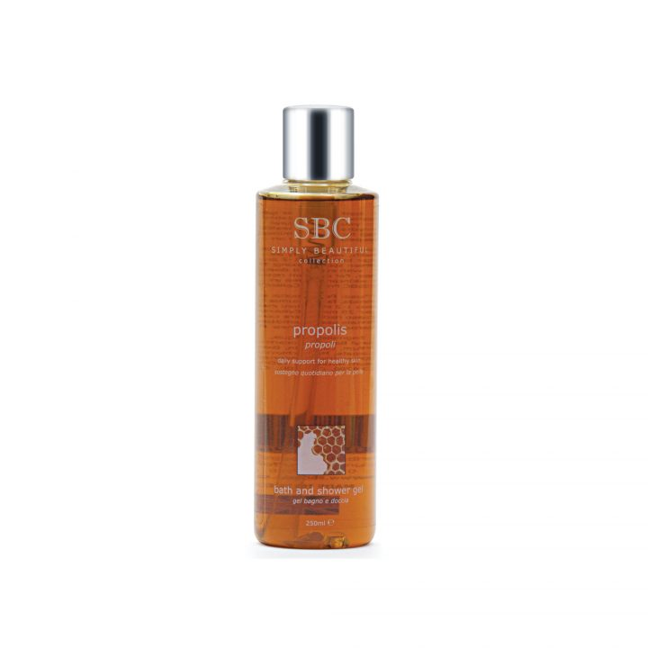 Propolis Bath and Shower Gel_250ml