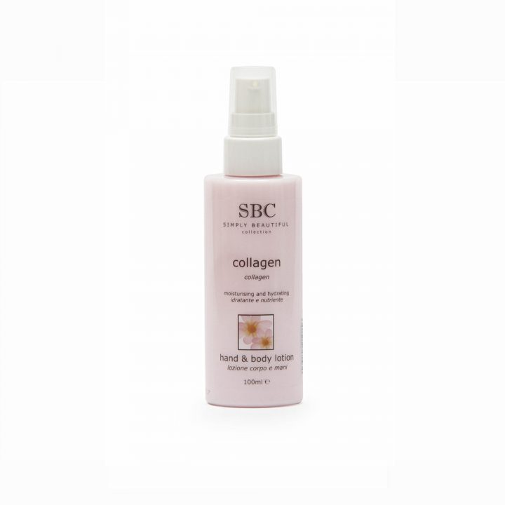 Collagen Hand and Body Lotion_100ml_LR
