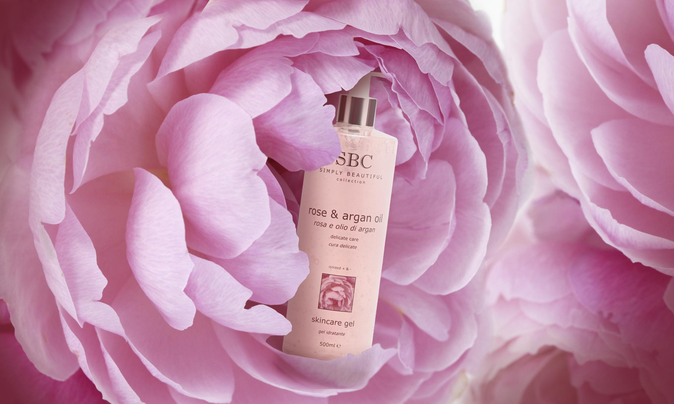 Rose Argan Oil Skincare Gel Xt Essentialsxt Essentials