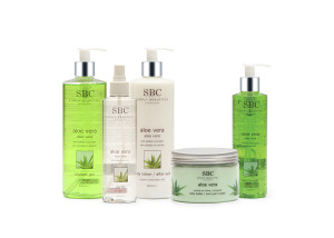 Aloe Vera Collection_White Bkg
