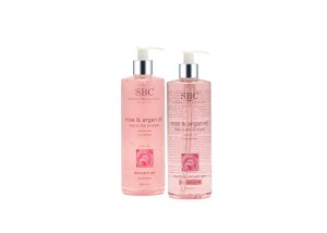 Rose and Argan Oil Collection_White Bkg