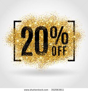 stock-vector-gold-sale-percent-on-gold-background-gold-sale-background-for-flyer-poster-shopping-for-352063811
